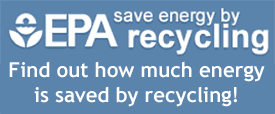 Energy Reduction from Recycling