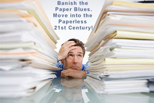 Go Paperless - Paperless Office Business Solutions