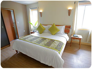 Green Hotel Tips Green Hotel Guest Room