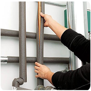 Greening Your Hotel Insulate Hot Water Pipes