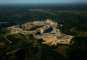 Mountaintop Removal-Resource Extraction