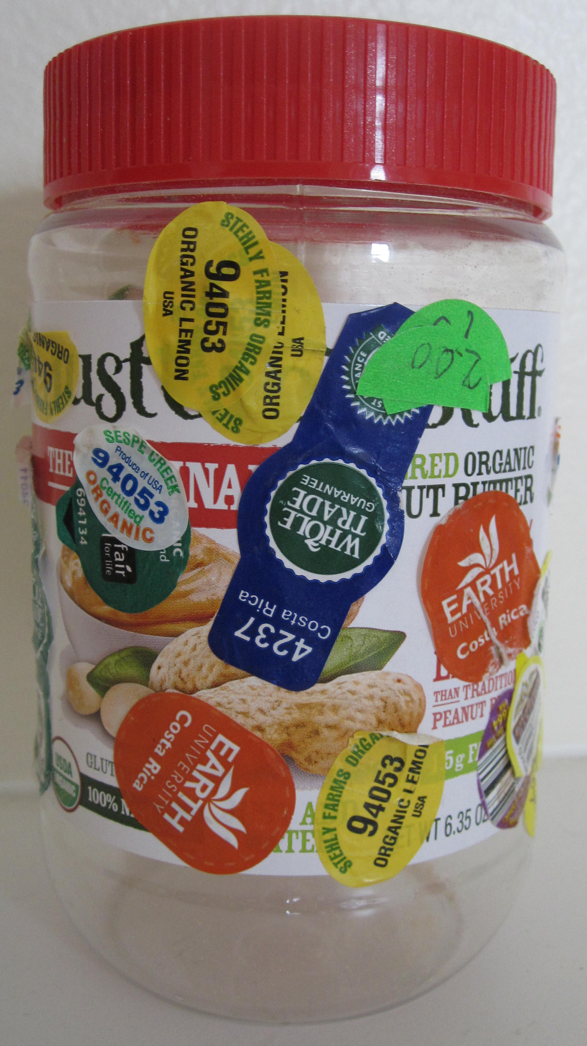 Recycle Produce Labels - Recycle Fruit and Vegetable Labels
