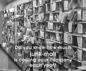 Reduce Business Junk Mail