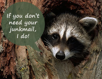 Stop Junkmail - If you don't need your junkmail, I do!