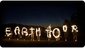 Calendar of Global Environmental Events: Earth Hour